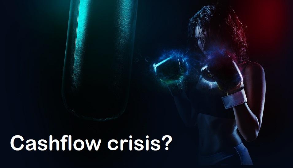 Cashflow Crisis? Speak with an expert…